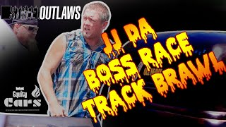 JJ Da Boss Race Track Brawl (Street Outlaws)