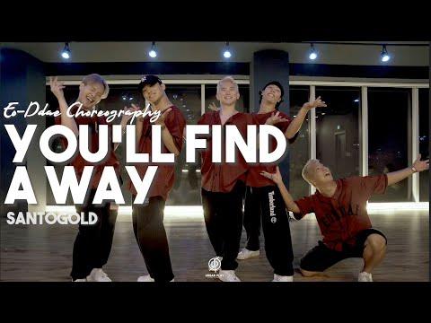 You'll Find A Way - Santogold / EO-Ddae Choreography / Urban Play Dance Academy