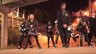 Missy Elliott - WTF (Where They From) ft Pharrell Williams [Official Video] type dance track