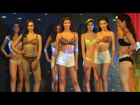 Lingerie & Two Piece Fashion Show By Candour London