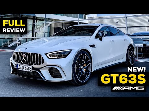 2020 MERCEDES AMG GT 4 Door Coupe NEW GT63 S FULL Review TOUR Of AMG HQ in GERMANY Affalterbach!