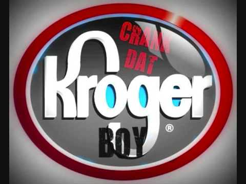 Kroger Boy Two (Clean wit it, Stock wit it)