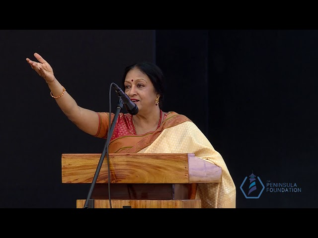 TPF Conference 12 July 2019 - Dr Padma Subrahmanyam on 'India's Art & Culture in IOR'