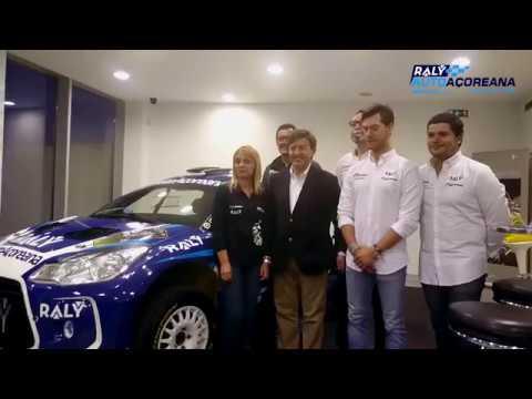 Sessão de Autógrafos | Azores Rallye 2018