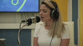 שירי מימון - ככה פשוט - לייב רדיוס 100FM - מושיקו שטרן