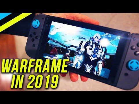 Why WARFRAME On Nintendo Switch Is Amazing - Warframe In 2019 thumbnail