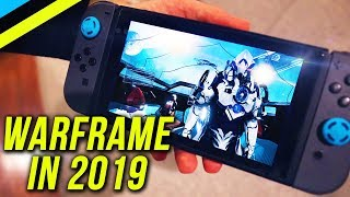 Why WARFRAME On Nintendo Switch Is Amazing - Warframe In 2019