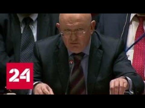 Презумпция виновности в действии: дело Скрипаля обсудили в Собвезе ООН - Россия 24