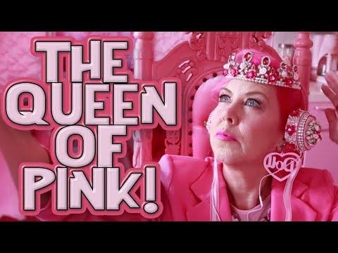 QUEEN OF PINK!!!!!