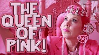 Queen Of Pink