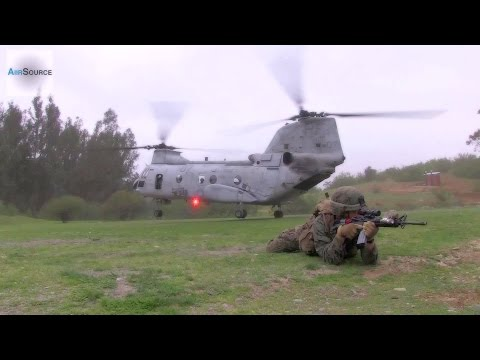 U.S. Marines - Casualty Extraction Drills