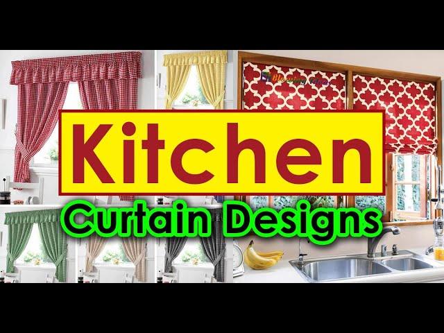 Best Kitchen Curtain Design Ideas Blowing Ideas
