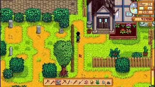 Stardew Valley gameplay Español Co-Op Cap 9:Adios dinero...todo por el centro civico