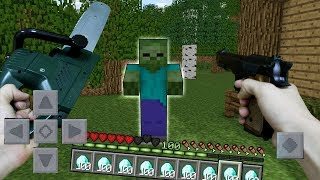 Minecraft In Real Life - Movie  2019