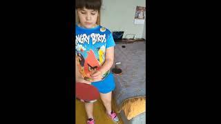 Занимаемся дома - чеканим мяч (Марина рекомендует)