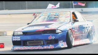 Low Style Heros -Japanese Drifters Come Show Us How It's Done.