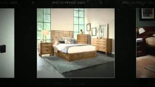 King Platform Bed - Luxurious Platform Storage Bed