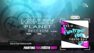 WEE - O feat. Morgan Karr - Fighting For (Tiësto Edit)