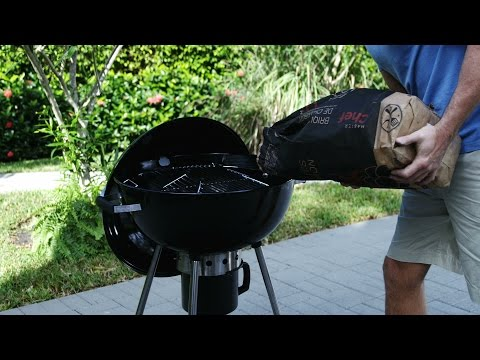 How To Use A Charcoal Grill (7 Steps)