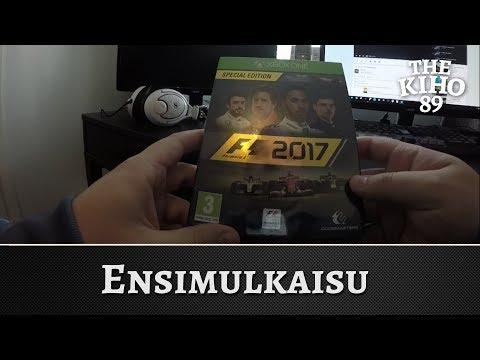 """F1 2017 """"Ensimulkaisu"""""""
