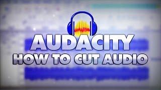 How To Cut Audio In Audacity - Tutorial #8