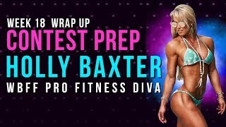 How to set up for contest prep - Week 18 Series Wrap up!