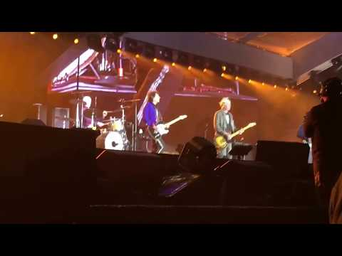 The Rolling Stones No Filter -  Tumbling dice  @ Red Bull Ring Spielberg No Filter Pit 16.09.17