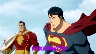 Superman & Capitan Marvel