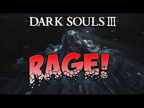 FATHER ARIANDEL & FRIEDE BOSS RAGE! Dark Souls 3 Ashes Of Ariandel DLC Rage (#8)
