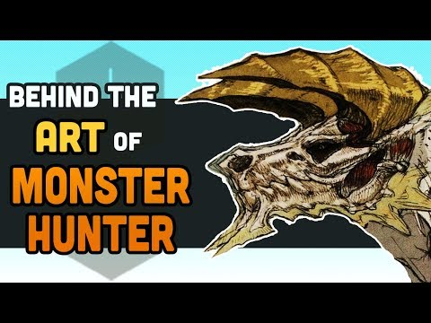 how-monster-hunter-uses-imaginative-realism-in-their-games