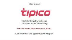 Wettstrategie bei Tipico - Tore über unter 1,5