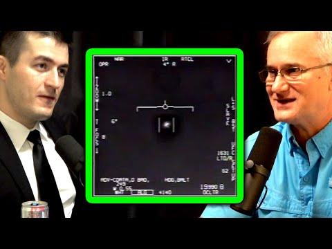 The Tic Tac UFO Story   David Fravor and Lex Fridman