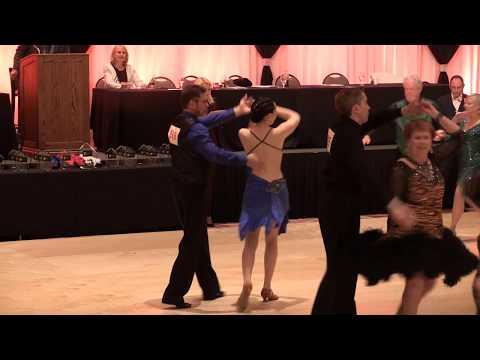 ALBUQUERQUE DANCESPORT JAM 2017 CHA CHA OPEN