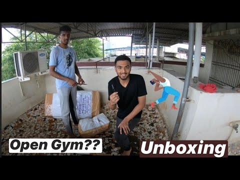 Unboxing Time! 🔥🔥#Vlog2 - Protoner 8 In 1 Home Gym Equipment