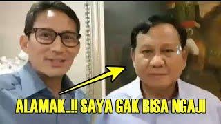 Mengejutkan! Ditantang Tes Baca Al Quran, Reaksi Prabowo Malah Diluar Dugaan