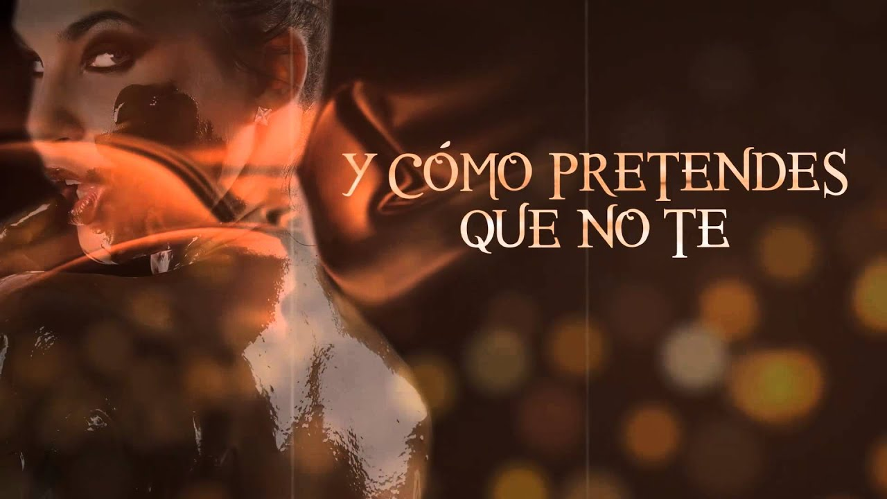 Tony Dize feat Nicky jam -  Deseos [Lyric Video]