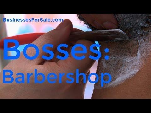 Bosses: Barbershop
