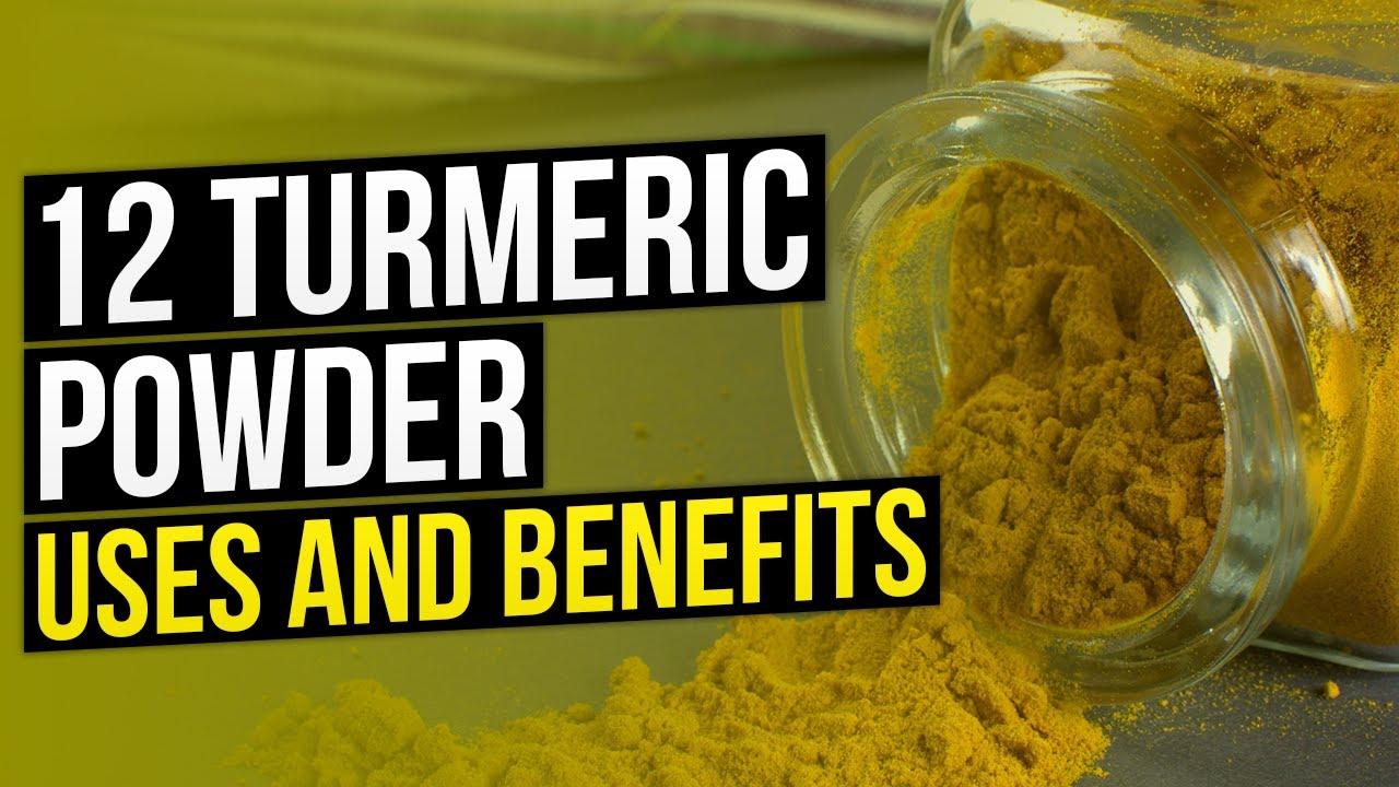 12 Turmeric Powder Uses and Benefits