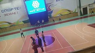 Чемпионат РС Я по мини футболу Мирнинский Якутск