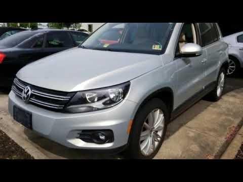 Used 2015 Volkswagen Tiguan Atlanta, GA #STK566395 - SOLD