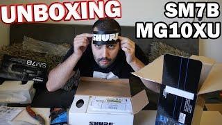 Време е да вдигнем ЛЕВЕЛА! Unboxing НОВ Микрофон и Mixer