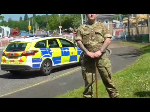 ARRESTED FOR UK  PUBLIC PHOTOGRAPHY WITH spitshine69 15/5/2018