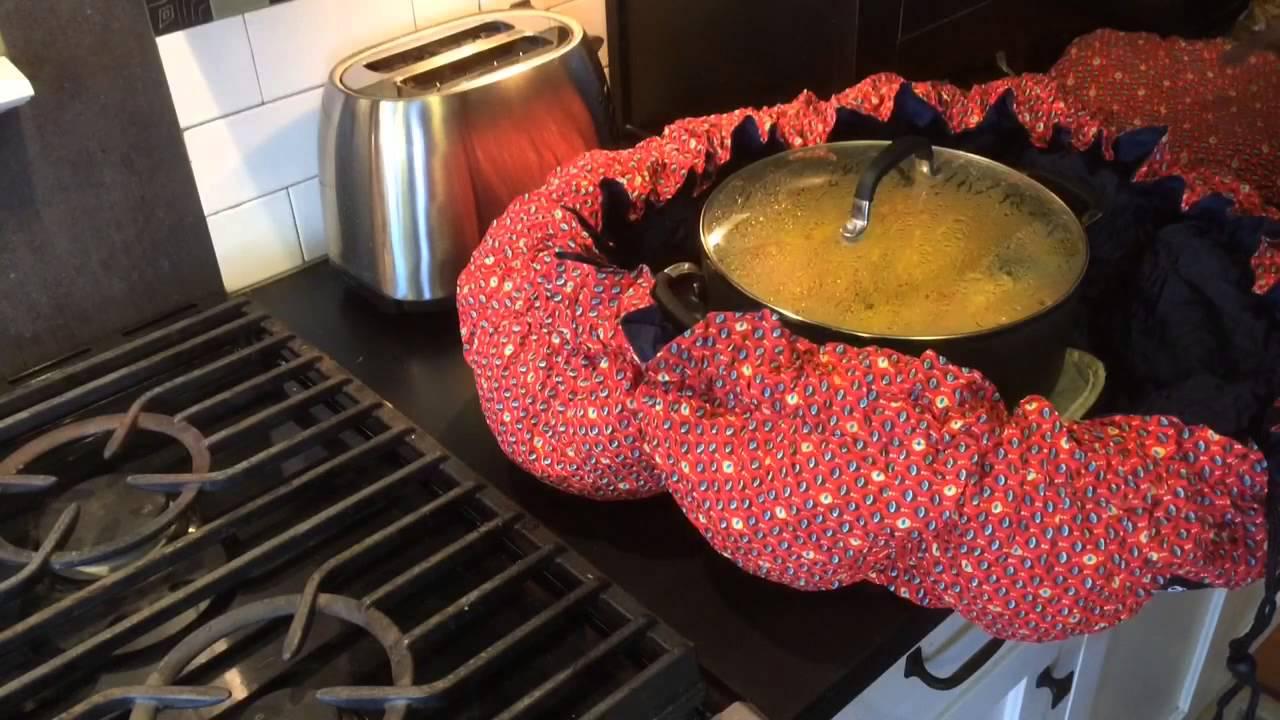 how to use a wonderbag slow cooker youtube. Black Bedroom Furniture Sets. Home Design Ideas