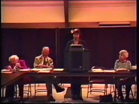 2004 Ann Schulze Health Care Center Administrator