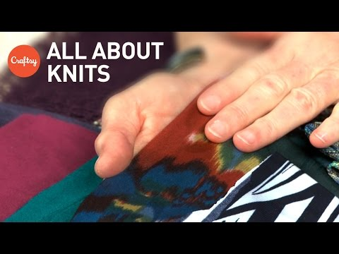 Types of Knit Fabrics (All About Knits) | Sewing FAQs with Linda Lee