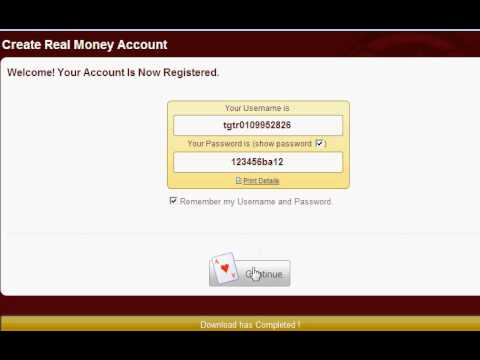How To Open An Account With Golden Tiger Casino