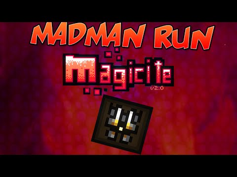 Magicite Madman Mode | VICTORY IS MINE! (Gameplay Un-Cut)
