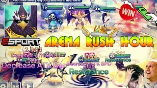 AMDUAT OWNAGE   Arena Rush Hour