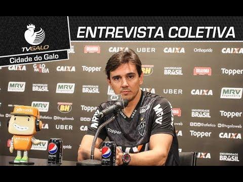 Entrevista Coletiva: Thiago Larghi (20/04/2018)