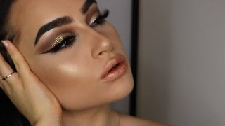 Slaying New Years Eve Makeup Tutorial I Aylin Melisa